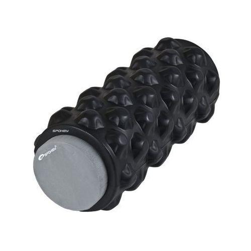 Spokey Wałek fitness roller do masażu roll 2in1 (5901180383332)