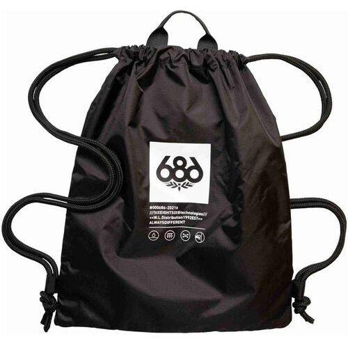 686 Worek na plecy - rope sling bag black (blk) rozmiar: os