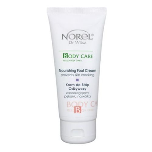 Norel (Dr Wilsz) BODY CARE NOURISHING FOOT CREAM Odżywczy krem do stóp (DK394)