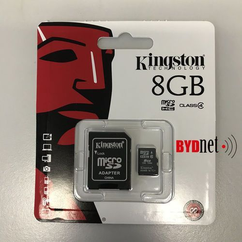 Karta Flash Kingston SDC4/8GB