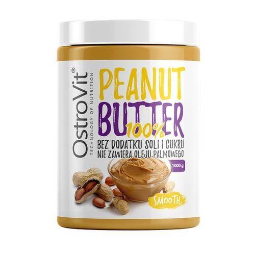 Ostrovit nutvit 100% peanut butter 1000 g smooth