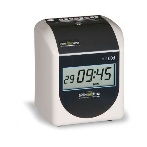 Zegar do rejestracji czasu pracy - cyfrowy