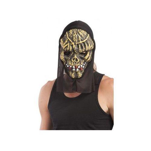 Maska straszna z kapturem F