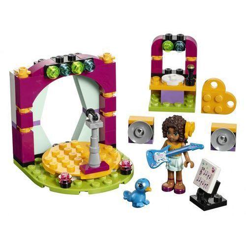 LEGO Friends, Muzyczny duet Andrei, 41309