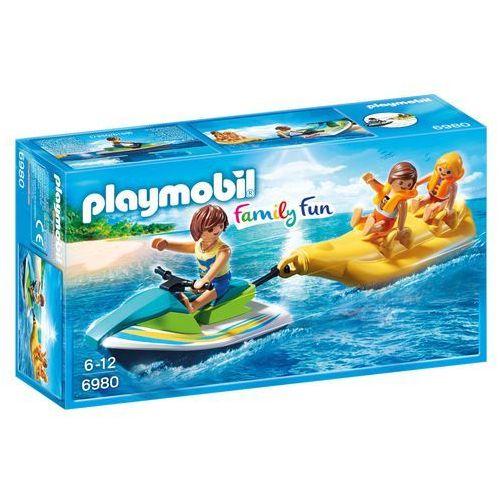 PLAYMOBIL® Family Fun Jetski i banan wodny 6980