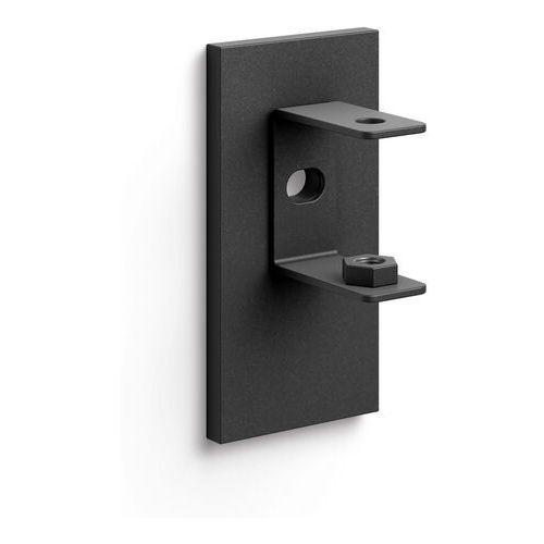 Adapter do kleju do serii Zack Linea czarny - 2 sztuki, 40585