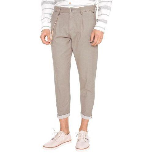 ace milton spodnie brązowy 31/32 marki Jack & jones