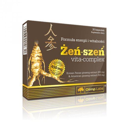 Żeń-szeń vita-complex 30kaps