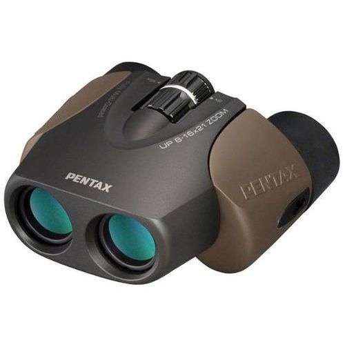 Pentax  up 8-16x21 (brązowy) - produkt w magazynie - szybka wysyłka! (0027075288898)
