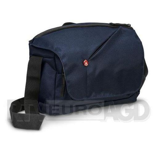 Manfrotto nx csc messenger (niebieska) - produkt w magazynie - szybka wysyłka!