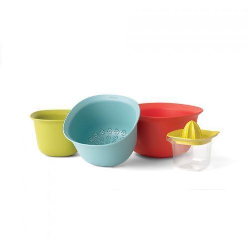 Zestaw kuchenny 4 szt. tasty colours kolorowe marki Brabantia