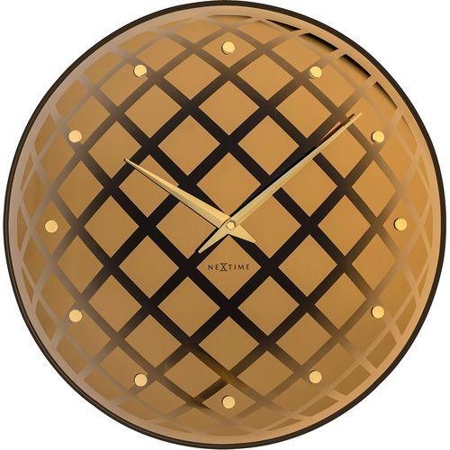 Zegar Ścienny 8185 CO Pendula Round 43 cm Nextime (8717713019138)