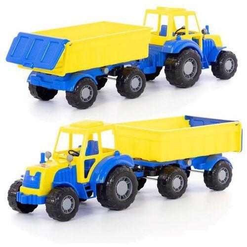 Altaj traktor z przyczepą, siatka (4810344035332)