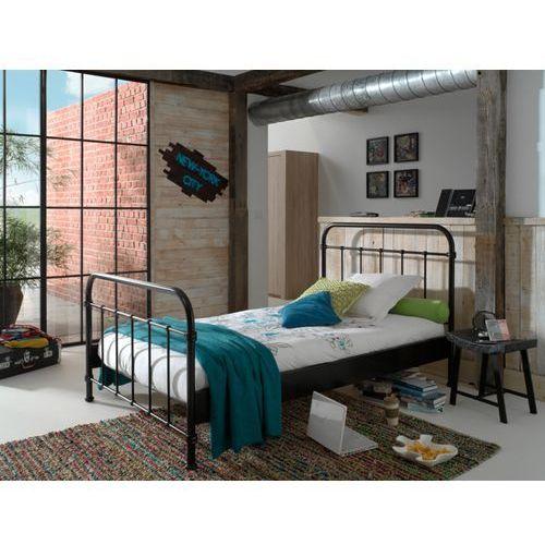 Metalowe łóżko New York NYBE1218 dla dziecka