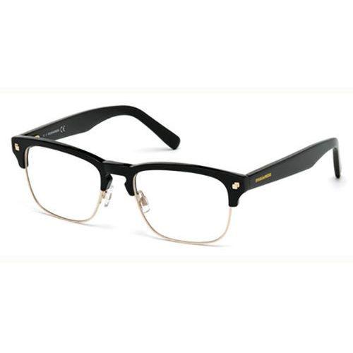 Dsquared2 Okulary korekcyjne  dq5178 nottingham 001