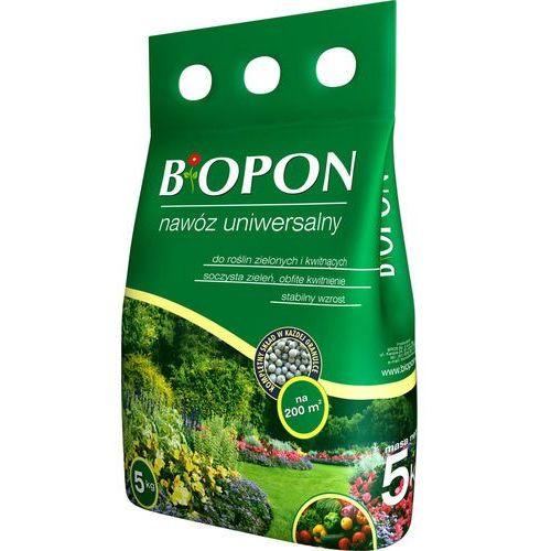 Biopon nawóz granulowany uniwersalny 5 kg worek