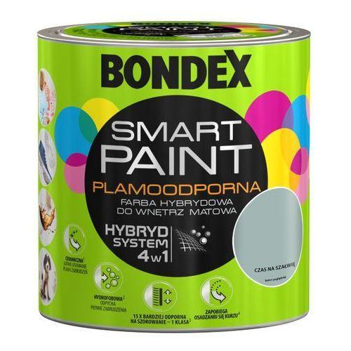 Bondex Farba hybrydowa smart paint czas na szałwię 2 5 l (5904000026181)
