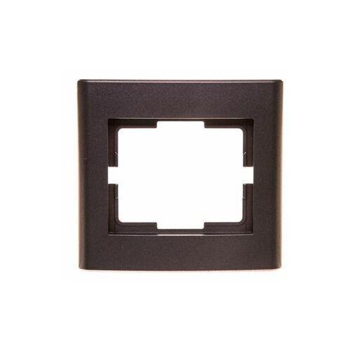 Elektro Plast Catrin - Ramka 1x grafitowa - 2171-08 (5902012985007)