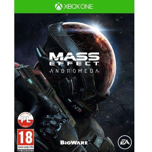 Mass Effect Andromeda (Xbox One). Najniższe ceny, najlepsze promocje w sklepach, opinie.