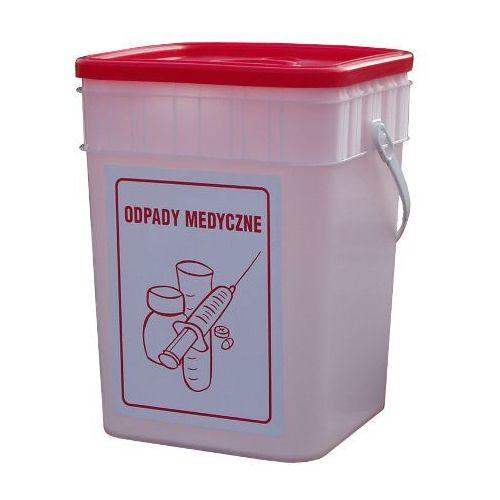 Pojemnik na odpady medyczne 15l