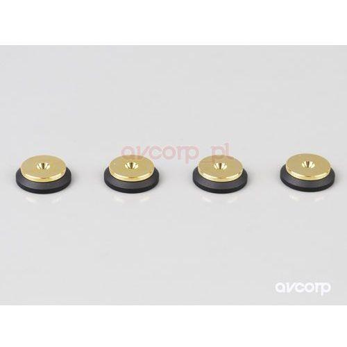 Viablue Discs QTC Black - podkładki izolacyjne / antywibracyjne pod kolce - Black