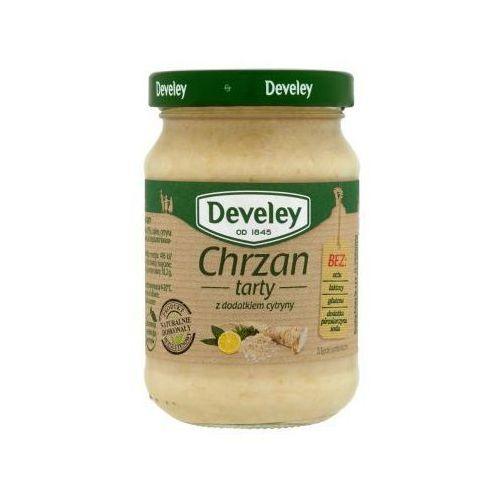 Chrzan tarty z dodatkiem cytryny 180 g Develey