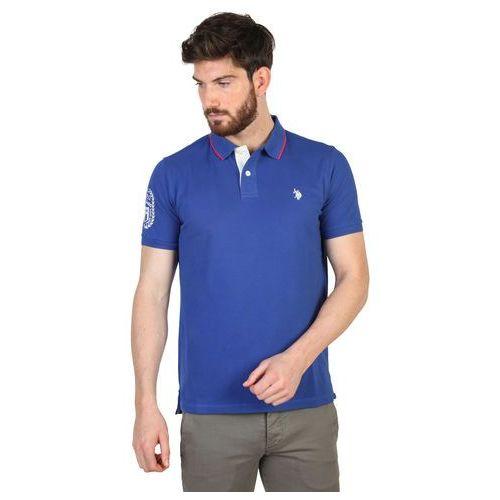 Koszulka polo męska - 42268_41029-07 marki U.s. polo