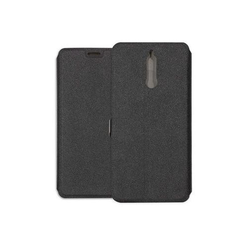 Huawei Mate 10 Lite - etui na telefon Wallet Book - czarny, kolor czarny