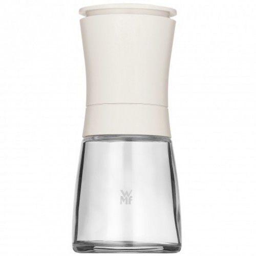 WMF Trend Młynek ceramiczny do przypraw uniwersalny, biały, 647907630