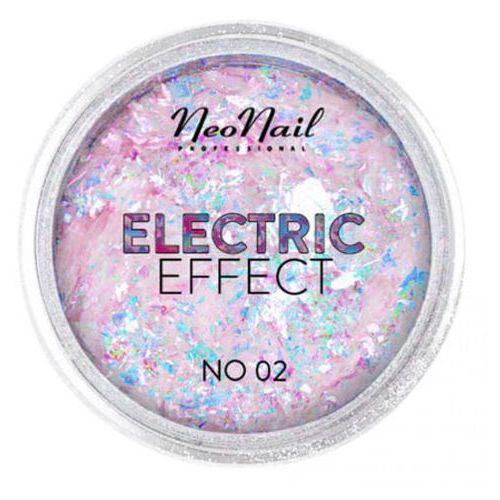 OKAZJA - Neonail electric effect pyłek no 02