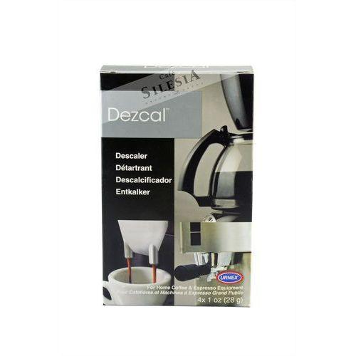 dezcal - proszek odkamieniający 4 saszetki marki Urnex