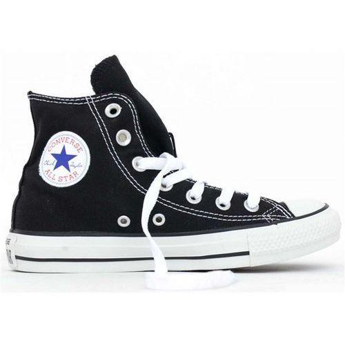 buty CONVERSE - Chuck Taylor All Star Core Hi Black (BLACK), kolor czarny