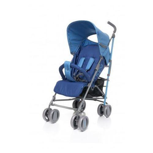 4Baby Shape wózek spacerowy parasolka Nowość 2017 blue - produkt z kategorii- Wózki spacerowe