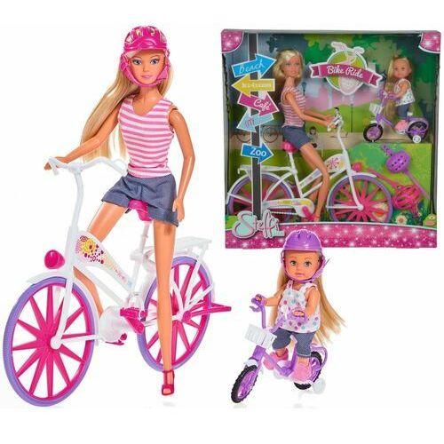 STEFFI Przejażdżka na rowerze - Simba Toys
