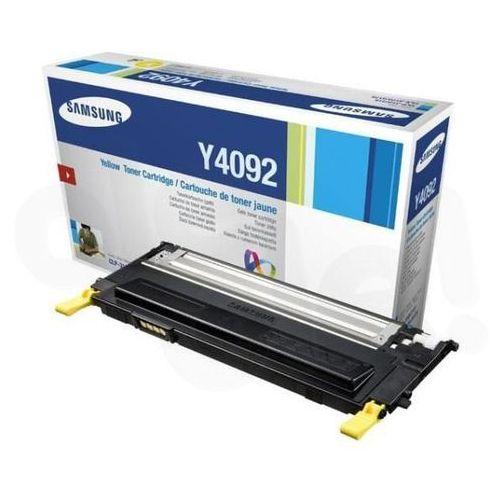 Samsung CLT-Y4092S - produkt w magazynie - szybka wysyłka!, CLT-Y4092S