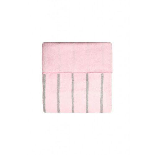 Koc bawełniany różowy 100 x 150cm 6O40BZ