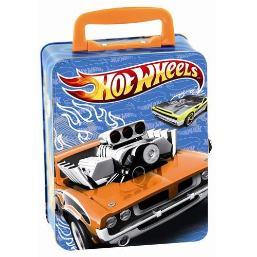 Klein hot wheels metalowy kuferek na 18 autek (4009847028839)