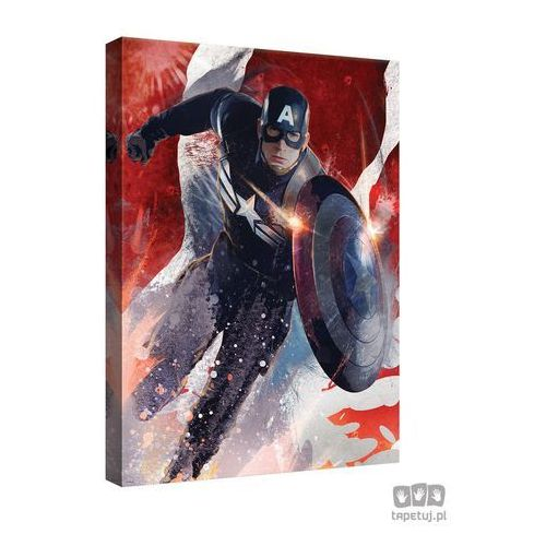 Obraz MARVEL Capitan America: The Winter Soldier PPD341, PPD341
