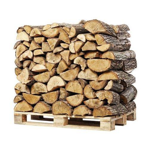 Drewno kominkowe paleta 1 metr przestrzenny