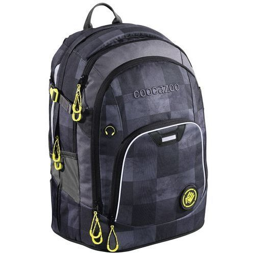 rayday plecak szkolny 41 cm / mamor check - mamor check marki Coocazoo