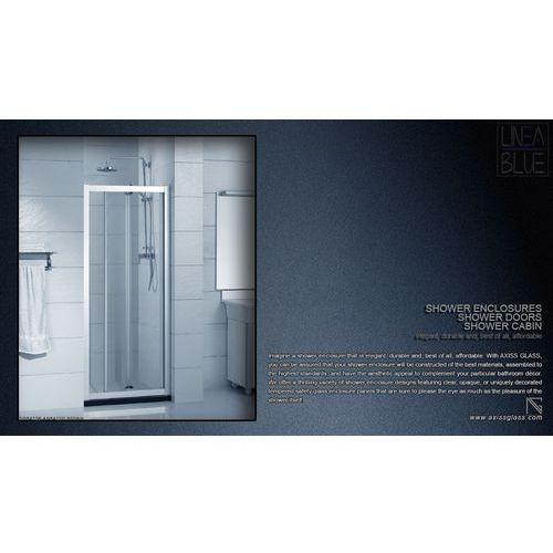 Axiss glass Drzwi prysznicowe sq6422b 800 mm