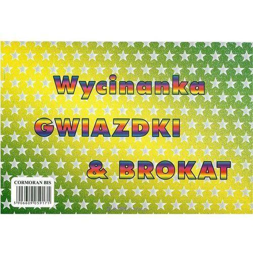 Cormoran Wycinanka - gwiazdki i brokat (5906609059171)