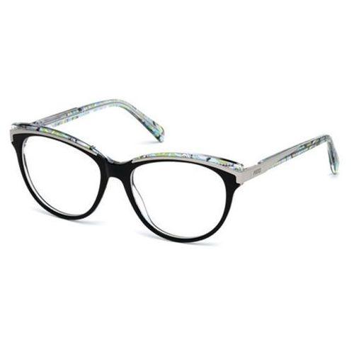 Emilio pucci Okulary korekcyjne ep5038 001