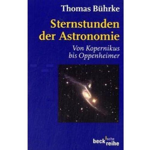 Sternstunden der Astronomie (9783406475542)
