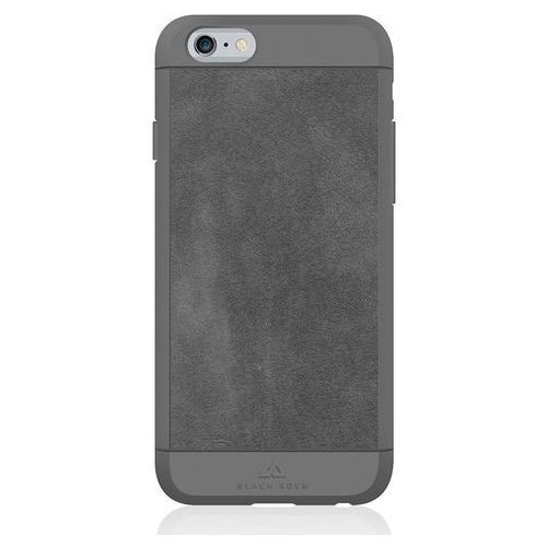 Etui HAMA Black Rock Material Suede Grey do Apple iPhone 6/6S Ciemnoszary, 001393980000