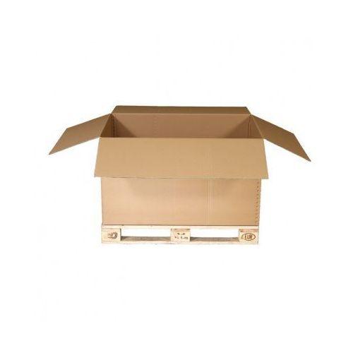 Karton paletowy, tektura 5-warstwowa, 1185x785x675 mm marki B2b partner