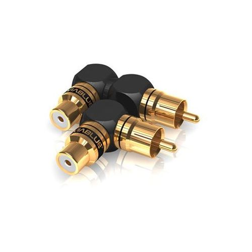 xs rca adapter 90° s/xl mix marki Viablue