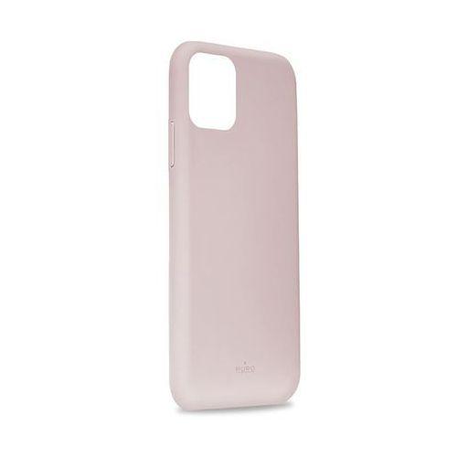 Puro icon cover etui obudowa do iphone 11 pro (piaskowy róż)