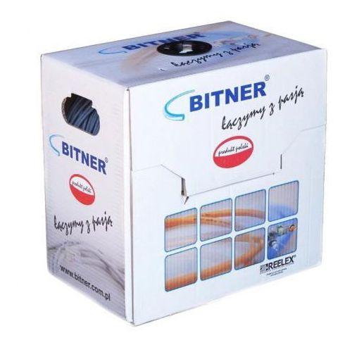 Kabel BITLAN cat.6+ U/UTP LSOH 350MHz, 25 lat gwarancji - box 305m.