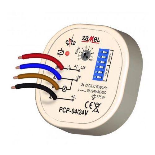 Przekaźnik czasowy PCP-04/24V (5903669012931)
